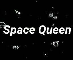 FreeToEdit space spacequeen moon