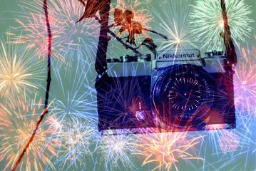 freetoedit camera remixed fireworks bright