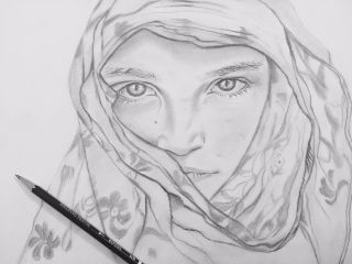 pencilsketch art drawing sketching