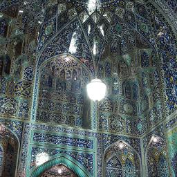 photp iran mashhad historical_ceiling historical_wall