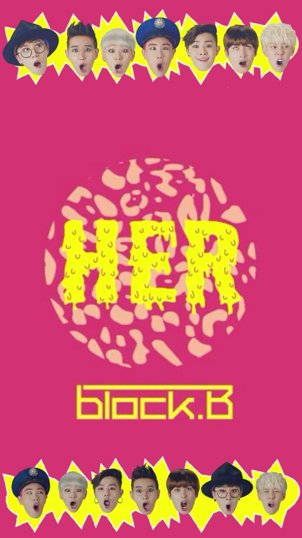 Block B Is One Of My Favorite Groups Blockb Her Kpo