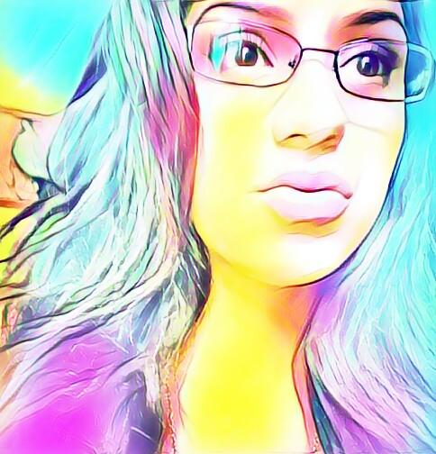 #rainbow #editedbyme #myownversion #remixme #girl #lips #hair #glasses #hair #beautiful #art #pink #blue #torquoise  #wapmagiceffects #thoughtful #yellow #sandiego