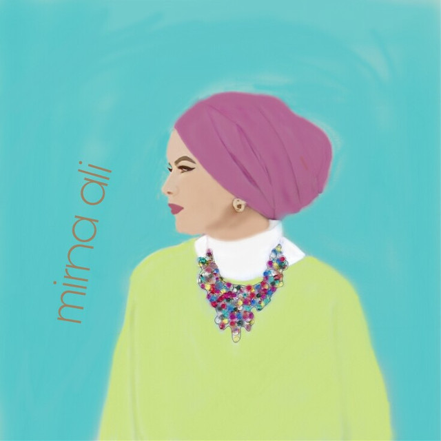 #FreeToEdit #hijab #hijabstyle #mydrawing  #tourban #travel #tattoo #mirna #cute #color #colorful #summer #emotions