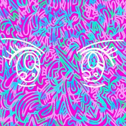 detail lineart drawing vaporart doodle