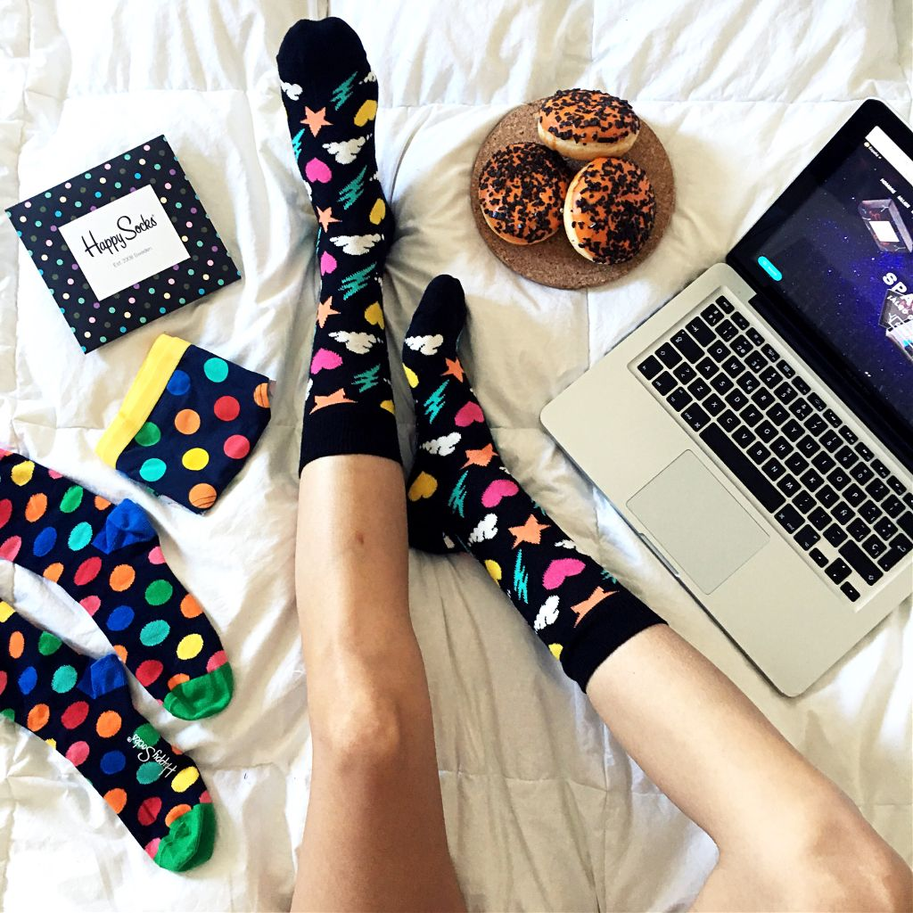 #happysocks follow me on Instagram @tamara_st_