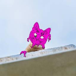 freetoedit remixme remixmegallery remixmegalleries slimecat